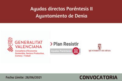 Ayudas Económicas Covid 19 - Ayuntamiento de Denia