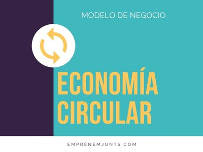 Modelo de negocio basado en la economía circular