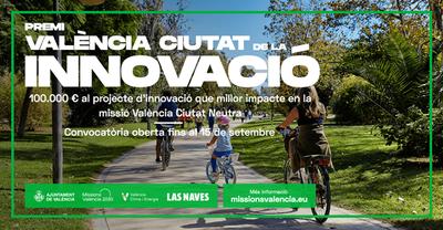 Premio Valencia Ciudad de la Innovación 2021