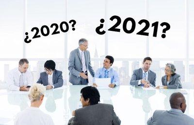 ¿Vas a por tus objetivos de ventas de 2020 o de 2021?