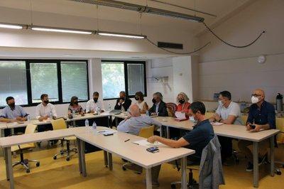 El Consejo Asesor de Logística de Florida Universitària celebra la primera reunión del curso