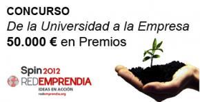 "Premios RedEmprendia ""De la Universidad a la Empresa"""
