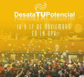 """Seminario """"Desata Tu Potencial"""" 2012   16 y 17 de Noviembre"""