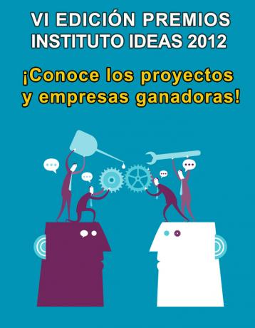 Entrega de Premios Instituto IDEAS 2012