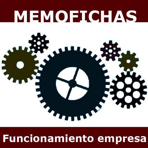 FUNCIONAMIENTO E Memofichas