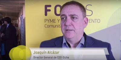 """Joaquín Alcázar: """"El evento FOCUS es un punto de encuentro y reflexión"""""""