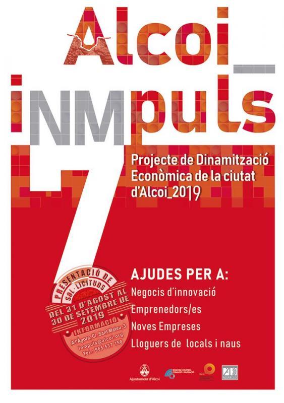 Ajudes Inmpuls Alcoy 2019