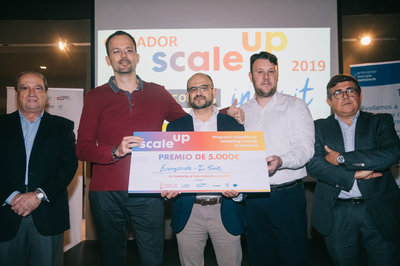 Everycode-InSuit, ganadora del programa europeo Scale UP 2019