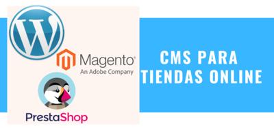 cms para tiendas online