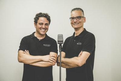 Antonio Sánchez y Javier Muñoz comunicación
