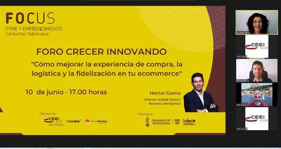 Héctor Gomis expone los puntos críticos a tener en cuenta para mejorar los resultados en el ecommerce