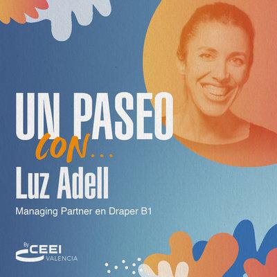 Luz Adell, socia gerente de Draper B1