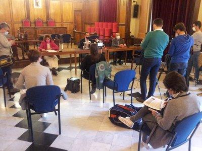 Rueda de prensa Focus Pyme Alcoià-Comtat- Foia de Castalla -Vall d'Albaida