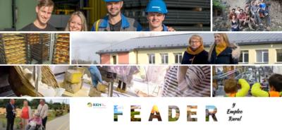 FEADER fortalece el empleo en diversas áreas rurales europeas