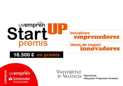 Premios UVemprén StartUp