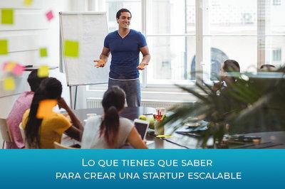 Startup escalable