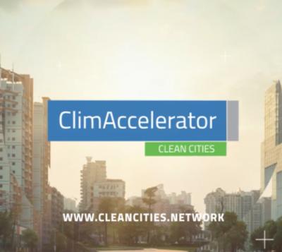 Clean Cities ClimAccelerator | Start-ups que puedan contribuir al cambio sistémico en las ciudades