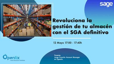 Revoluciona la gestión de tu almacén con el SGA definitivo