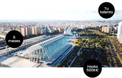 Programa de creación de startups en Valencia