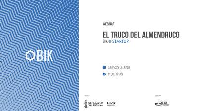 Encuesta Valoración BIK Webinar El Truco del Almendruco