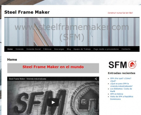 Steel Frame Maker